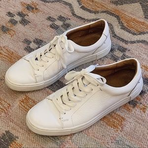 Frye IVY Sneaker white size 9.5